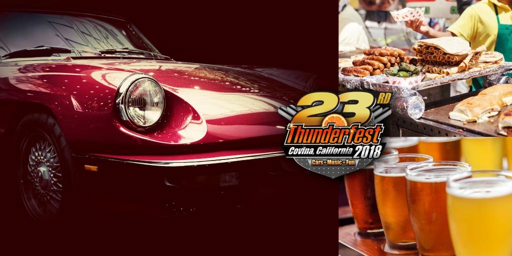 Thunderfest Car Show Music Festival - Car show event calendar