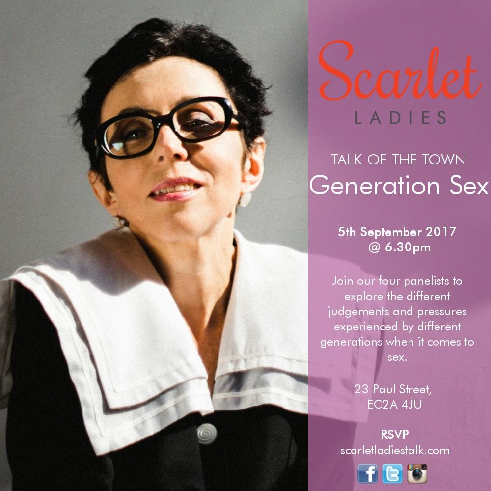 Generation Sex Event Banner