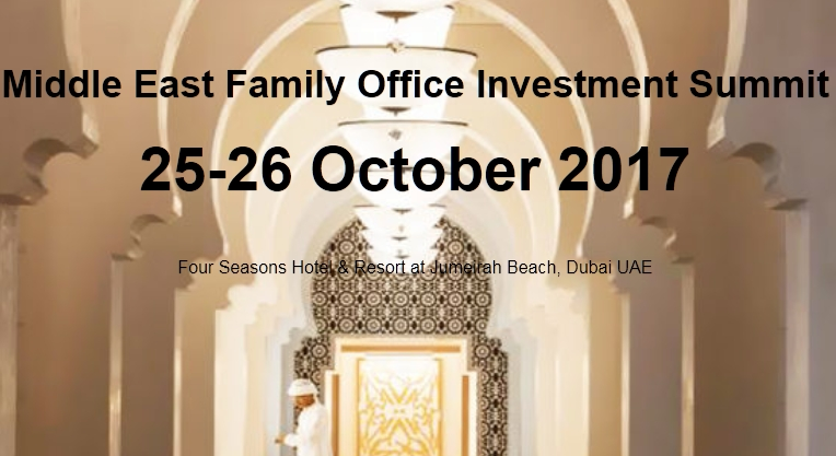 Middle east family office investment summit events listing swiss finance technology - Association family office ...