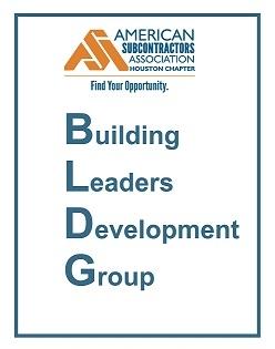 BLDG (Building Leaders Development Group) Networking Event