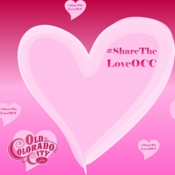 Share The LOVE In OCC. My Furry Valentine