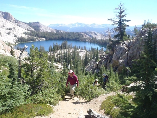 May Lake Learn to Backpack Weekend in Yosemite National Park, 8/4-5