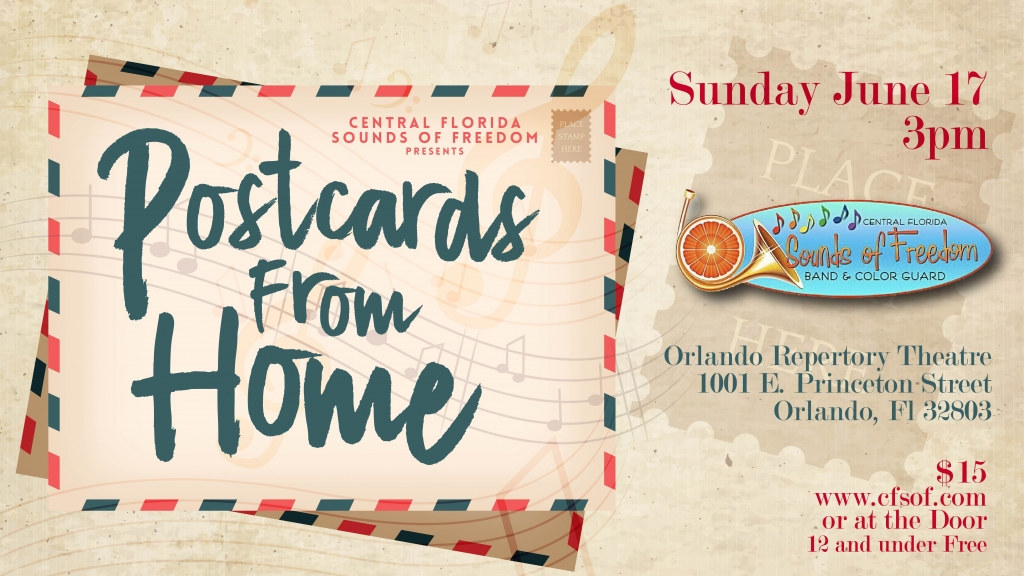 Central Florida Sounds of Freedom presents