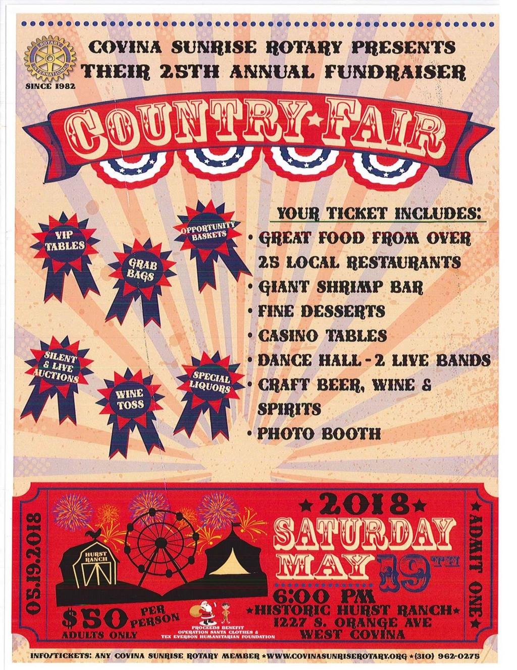 25th Annual Country Fair