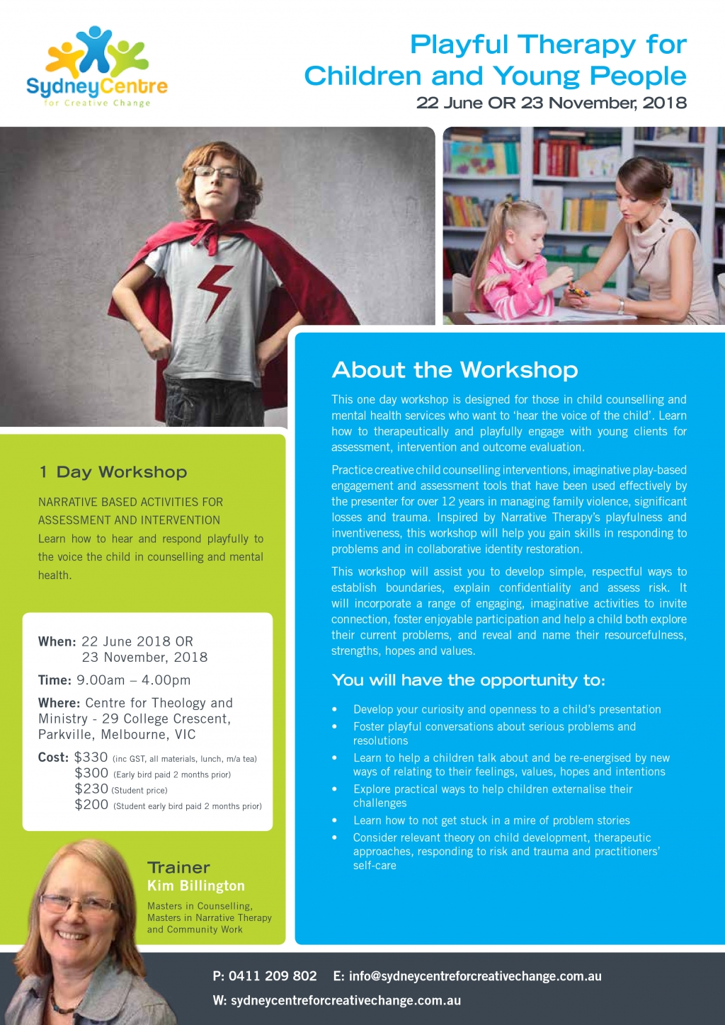 Playful Therapy for Children and Young People: Narrative ...