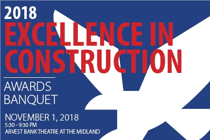 Excellence in Construction Awards Banquet