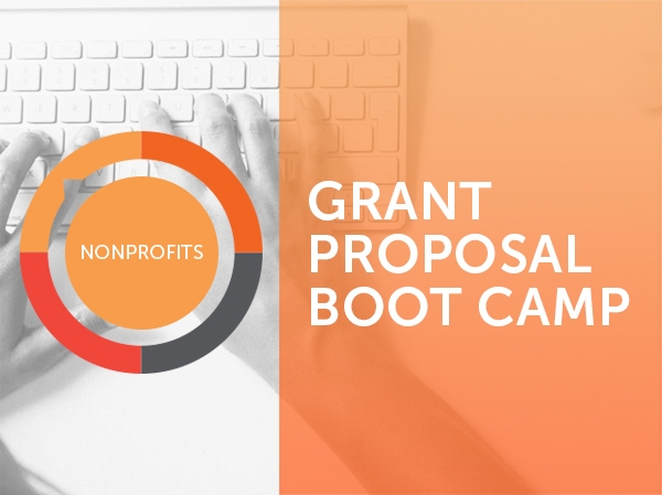 Grant Proposal Boot Camp Winter 2018