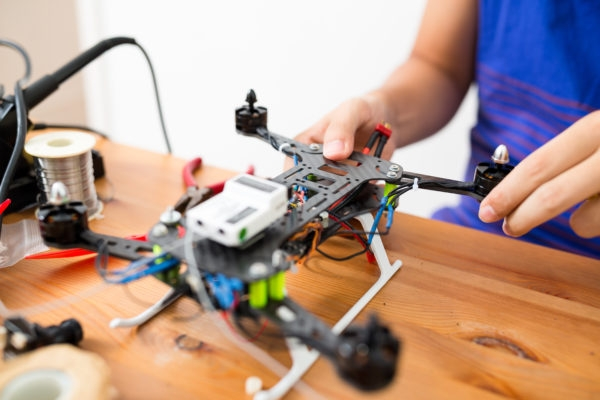 Build a Racing/Freestyle Drone Workshop