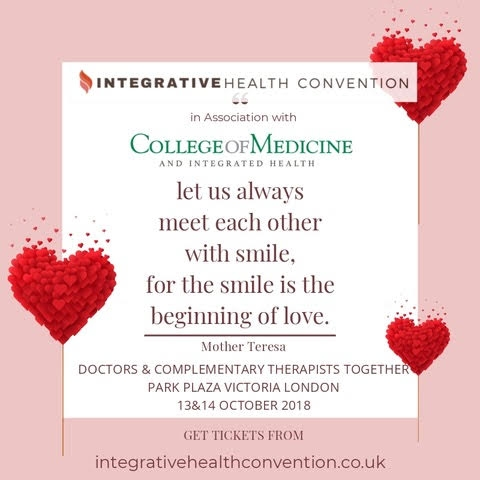 Integrative Health Convention in London