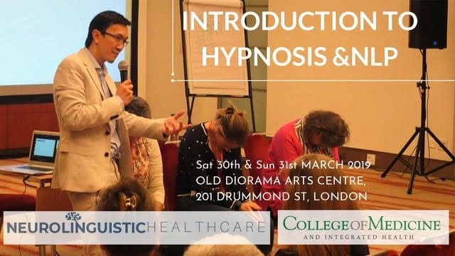 Introduction to Hypnosis & NLP - College of Medicine and ...