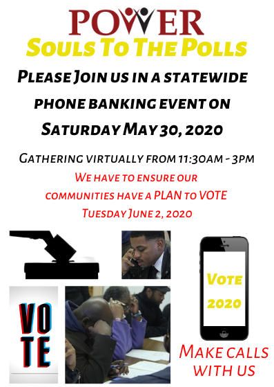 Image for Souls to the Polls Phonebank