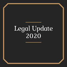 Image for Webinar: Legal Update 2020 presented by Jackson Lewis! SHRM/HRCI Credits Pending!