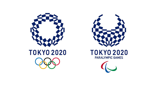 Tokyo Olympic Games Logo