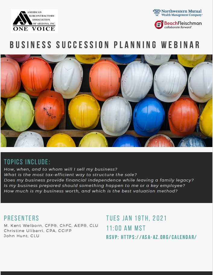 Image for Business Succession Planning