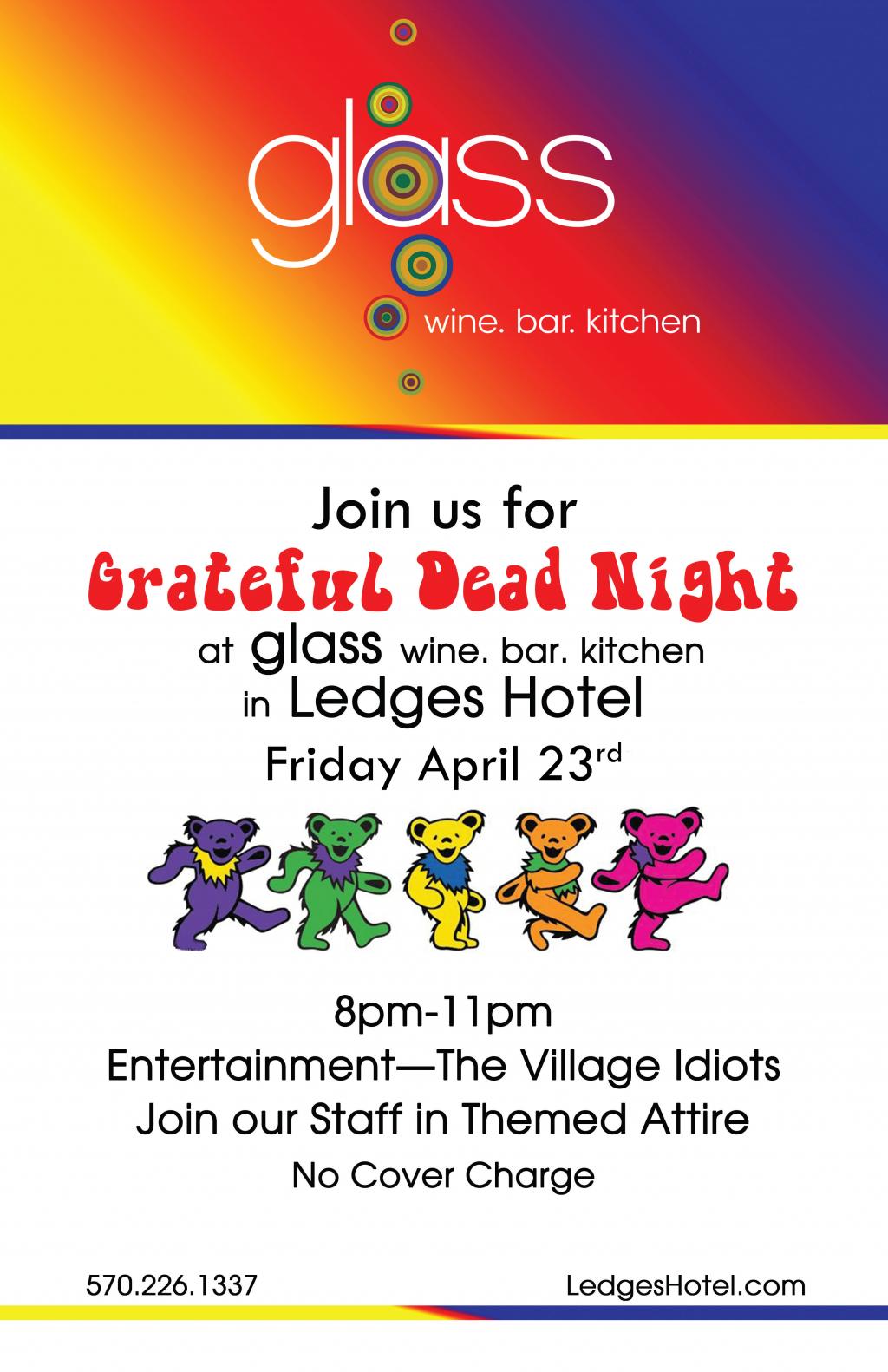 Image for Grateful Dead Night