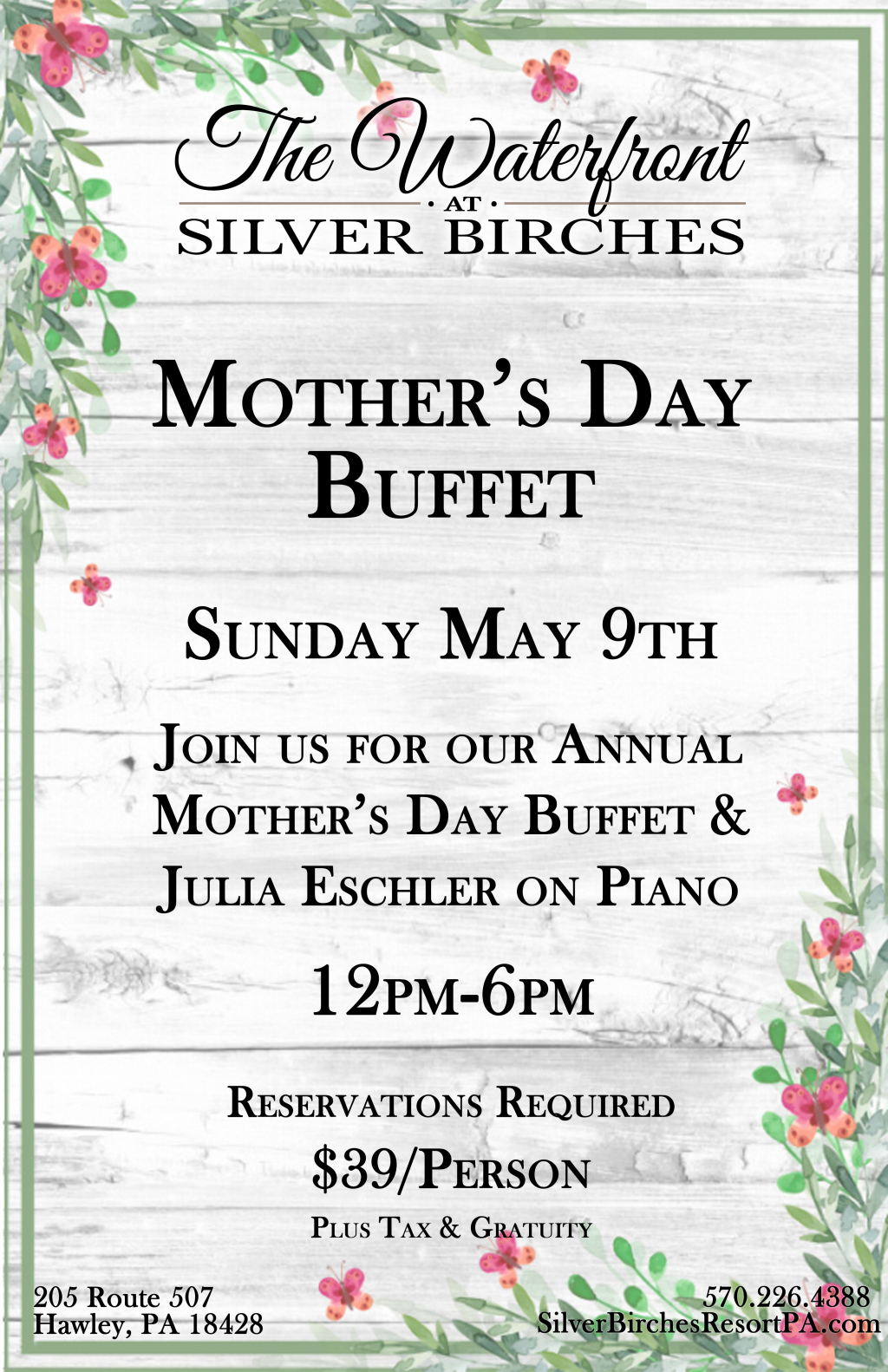 Image for Mother's Day Buffet