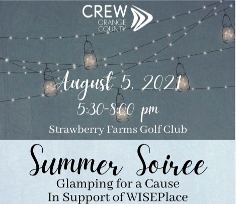 Image for 2021 Summer Soiree: Glamping for a Cause