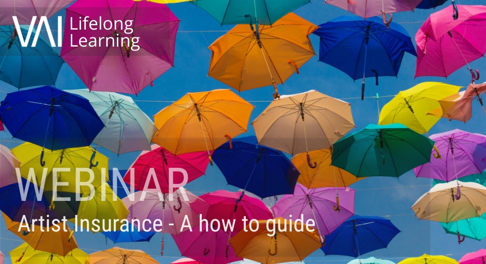 Image for WEBINAR: Artist Insurance - A How To Guide