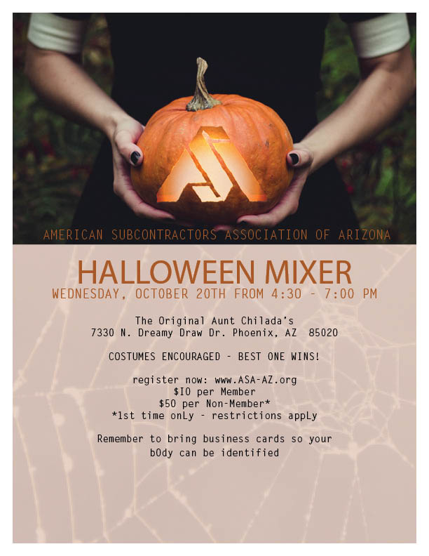 Image for ASA Halloween Mixer