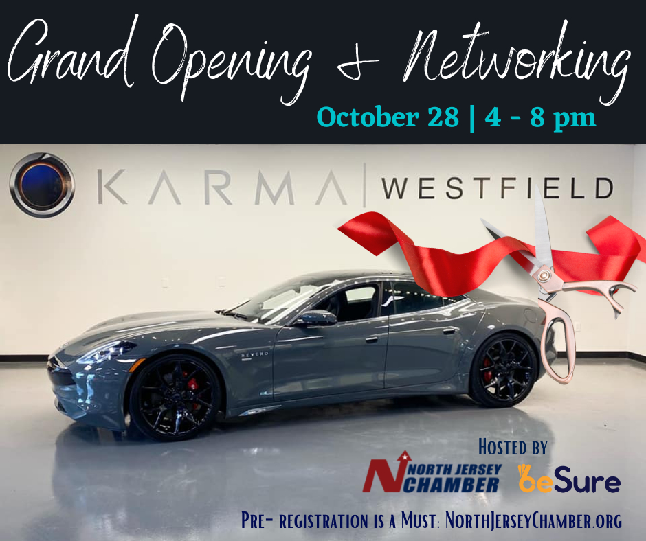Image for Grand Opening & Networking, Karma of Westfield